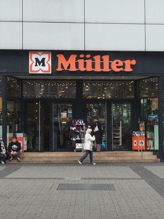 Müller Drogeriemarkt Wuppertal