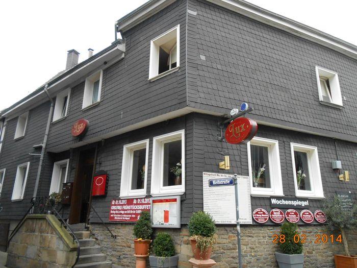 Lux Restaurant Restaurant 3 Bewertungen Hattingen An Der Ruhr