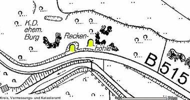 Reckenhöhle Balve - Binolen in Balve