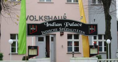 Restaurant Indian Palace in Michendorf