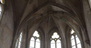 Templer-Kapelle in Wettin-Löbejün Mücheln