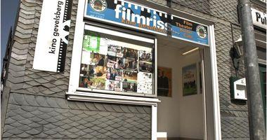 Filmriss - Kino - Theater - Kultur - Cafe in Gevelsberg