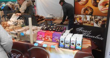 Schokoladenfestival chocolART Wuppertal 2016/17/18 in Wuppertal