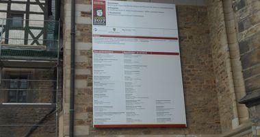 Usertreffen »Nebelsie-Luther 2016« in Halle/S - Eisleben - Wettin in Halle an der Saale