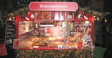 Weihnachtlicher Blotschenmarkt in Mettmann
