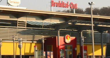 Raststätte Brohltal - Ost in Niederzissen
