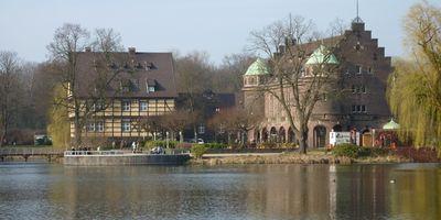 Wasserschloss Wittringen in Gladbeck