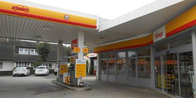Shell Station Helmut Schoddel in Mechernich