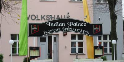 Indian Palace in Michendorf