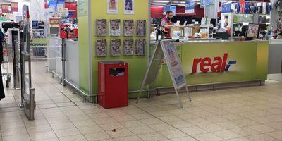 real,- SB-Warenhaus in Remscheid