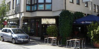 Café N. Delongis Bistrocafe in Heppenheim an der Bergstraße