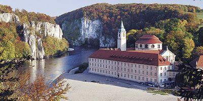 Kloster Weltenburg in Kelheim