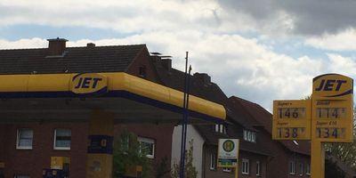 JET Tankstelle in Waltrop