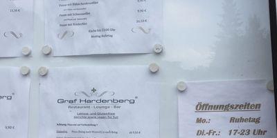 Graf Hardenberg in Neviges Stadt Velbert