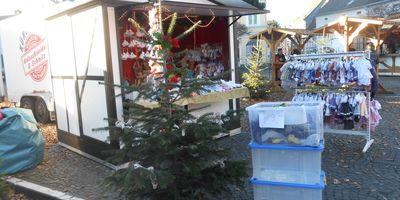 Hildener Weihnachtsdorf in Hilden