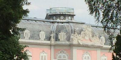 Düsseldorfer Barockfest Schloss Benrath in Düsseldorf