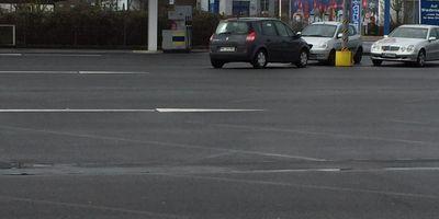 Freie Tankstelle in Neuss