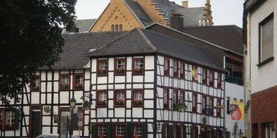 Historischer Ortskern - Kommern in Mechernich
