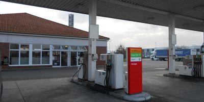 TotalEnergies Autohof in Senden in Westfalen
