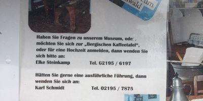 Heimatmuseum Radevormwald in Radevormwald