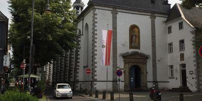Kath. Kirchengemeinde Maria, Königin des Friedens Pfarramt Neviges in Neviges Stadt Velbert