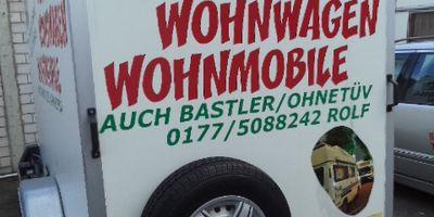 CAMPING ROLF - ANKAUF WOHNWAGEN/WOHNMOBILE von 1960 - 2018. Auch Bastler, beschädigt, Unfall, Wasserschäden sowie auch gut erhaltene oder neue. 24Std erreichbar. Auch Samstag/Sonntag. ANKAUF: 0221-2769612 HANDY: 0177-5088242 in Köln