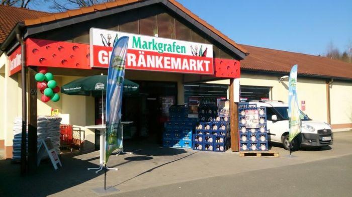 Markgrafen Getränkemarkt - 3 Fotos - Oberkotzau - Hofer Str.   golocal