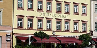 Goldener Anker in Torgau