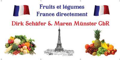 Fruits et légumes France directement Dirk Schäfer und Maren Münster GbR in Rheinberg