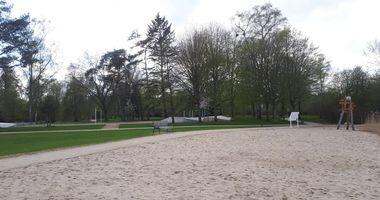 Gelände der ehemaligen Landesgartenschau Eutin in Eutin