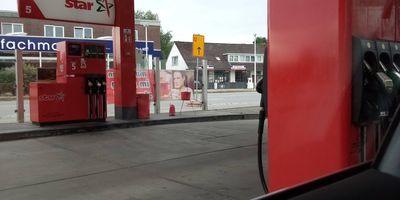 star Tankstelle in Malente