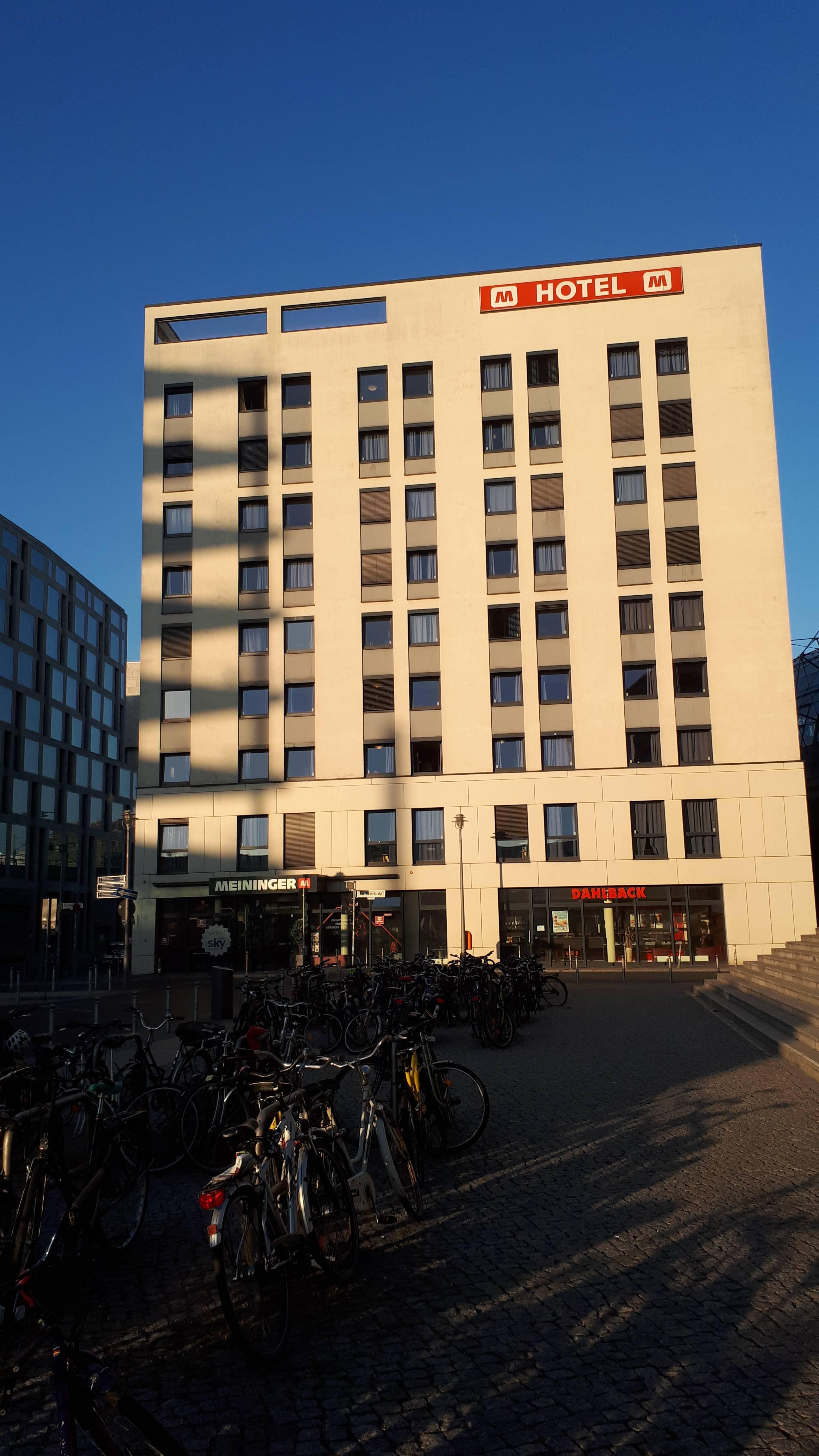 Meininger Hotel Berlin Hauptbahnhof 10557 Berlin Moabit Adresse