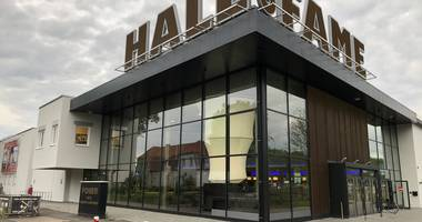 Hall of Fame in Kamp Lintfort