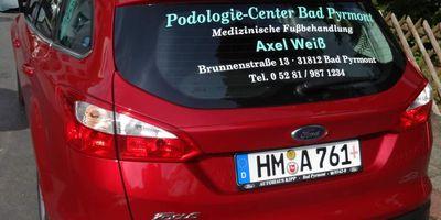 Podologie Center Bad Pyrmont - Axel Weiß in Bad Pyrmont