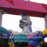 Skulptur Windspiel Jongleur in Berlin