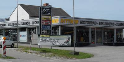 Dittner Motorräder Inh. Andreas Dittner in Pfaffenhofen an der Ilm