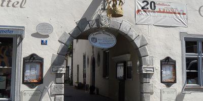 Gasthof Krone in Eichstätt in Bayern