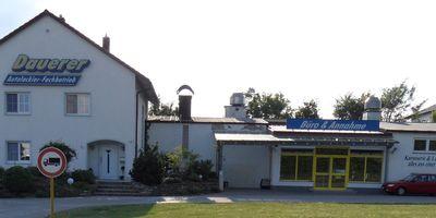 Dauerer Klaus Autolackiererei in Weihern Stadt Pfaffenhofen an der Ilm