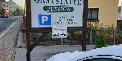 Kluges Gaststätte und Pension in Jahnsdorf im Erzgebirge