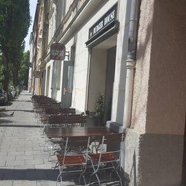 Burger House - Weißenburger Platz in München