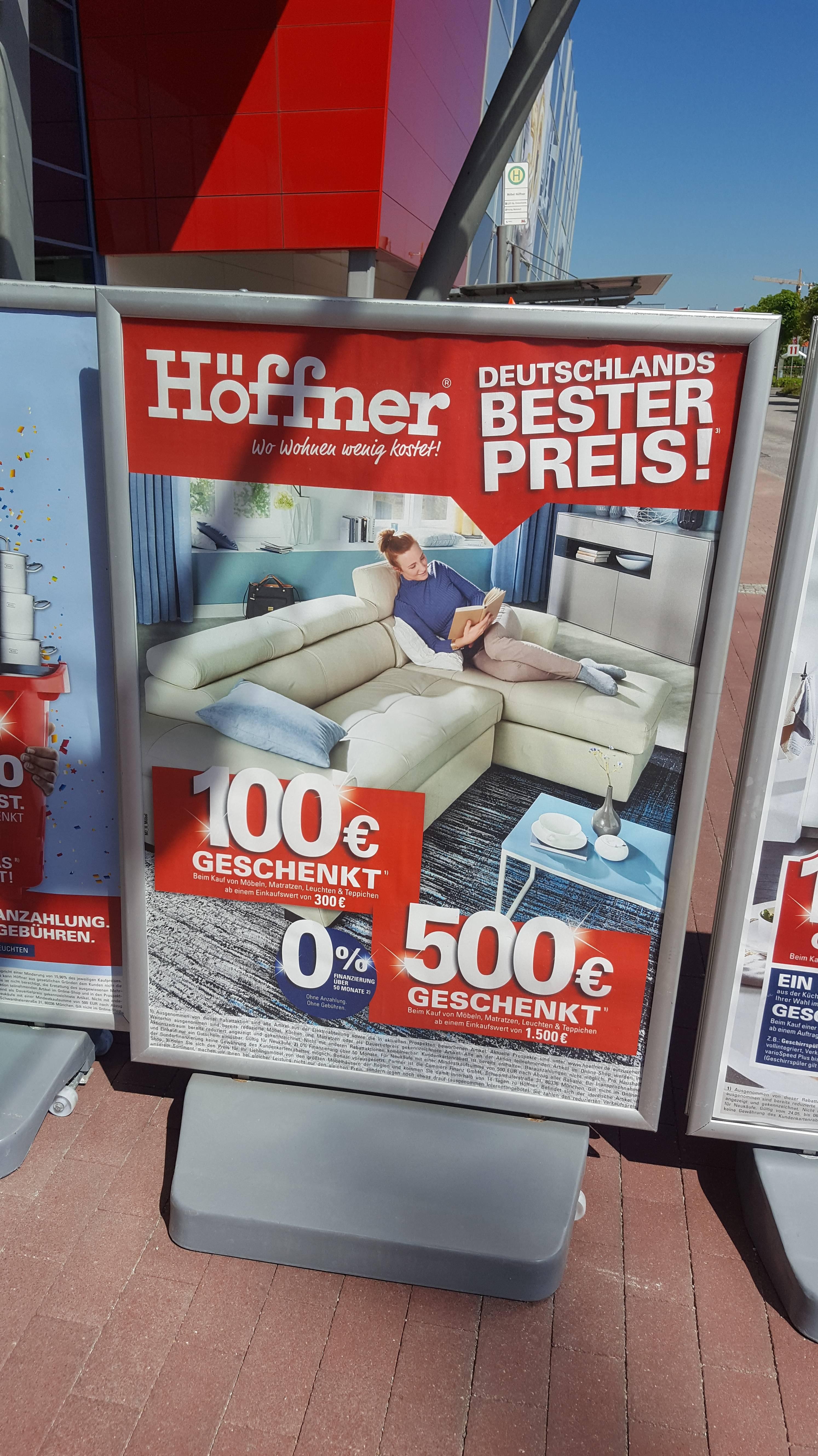 Hoffner Mobelgesellschaft Gmbh Co Kg 81249 Munchen Freiham