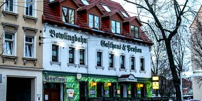 Gasthaus Pfefferkiste in Leipzig