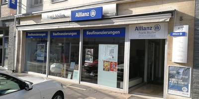 Frank Müller Allianz Agentur in Jülich