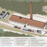 LWL-Industriemuseum Zeche Nachtigall in Witten