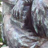 Faun und Nymphe Brunnen in Bonn