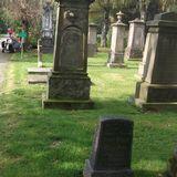 Gräfrather Parkfriedhof in Solingen