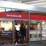DB ServiceStore, Bahnhof Düsseldorf Benrath in Düsseldorf