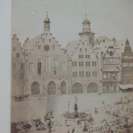 Das Städel Museum in Frankfurt am Main
