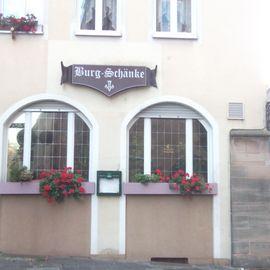 Burgschänke in Nürnberg