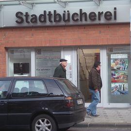 Bücherei Rath in Düsseldorf